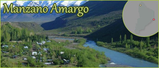 Manzano Amargo