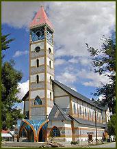 Iglesia de Junín de los Andes - Neuquén