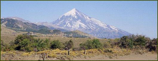 Volcán Lanín - Neuquén