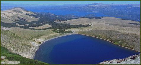 Volcán Batea Mahuida - Neuquén