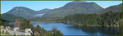 Lago Machónico - Neuquén