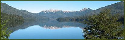 Lago Hermoso - Neuquén