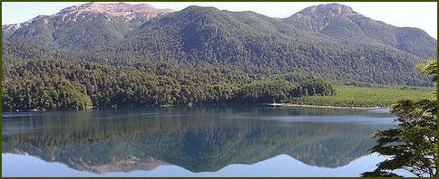 Lago Villarino - Neuquén