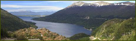Lago Escondido - Neuquén