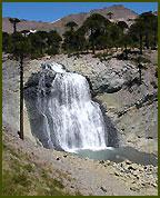 Cascada del Río Agrio - Neuquén