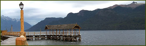 Puerto de Villa Traful - Neuquén