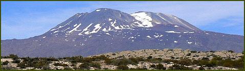 Volcán Tromen - Neuquén