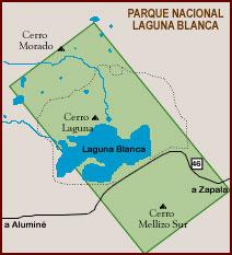 Parque Nacional Laguna Blanca - Neuquén