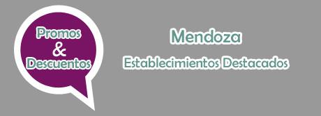 Promos de Mendoza