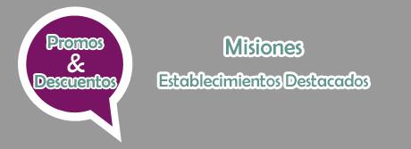 Promos de Misiones