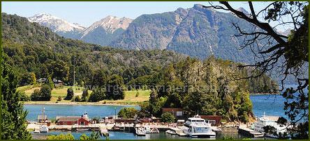 Puerto Pañuelo - Bariloche