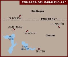 Comarca del Paralelo 42 - El Bolsón