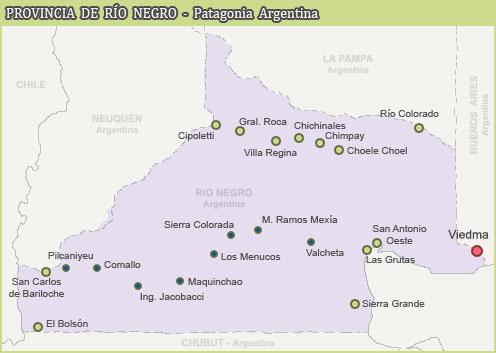 Río Negro - Patagonia Argentina