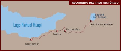 Tren a Vapor - Bariloche