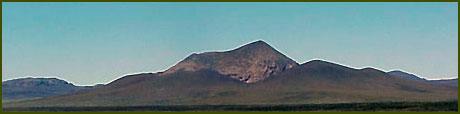 Meseta de Somuncurá - Sierra Grande
