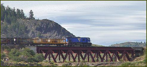 Tren Patagónico - Río Negro