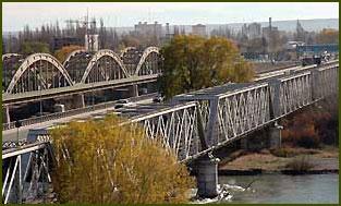Puente de Cipoletti - Río Negro