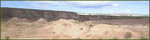 Valle de la Luna - Río Negro