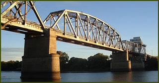 Puente Ferrocarretero - Viedma