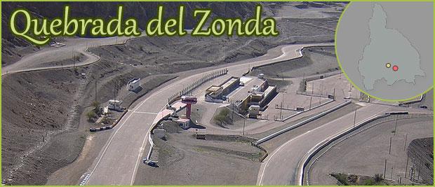 Circuito Zonda San Juan : Quebrada del zonda en san juan guía de turismo de la quebrada del
