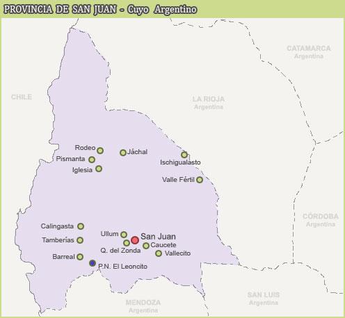 LA RIOJA - Cuyo Argentino