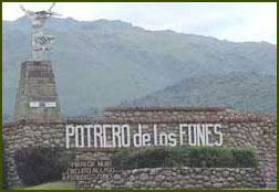 Potrero de los Funes - San Luis