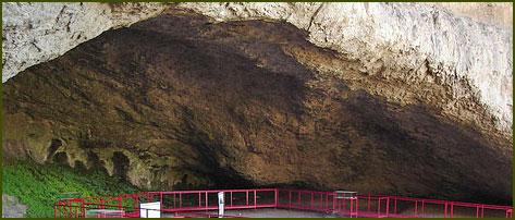 Cuevas de Inti Huasi - San Luis