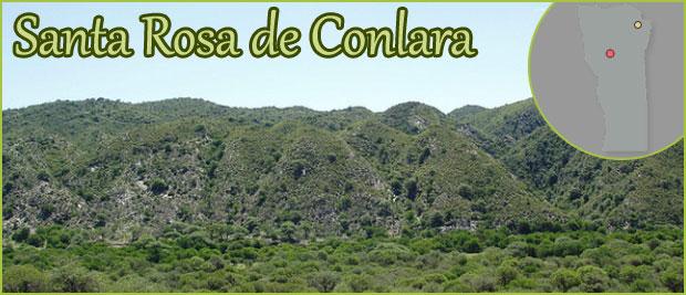 Santa Rosa del Conlara - San Luis