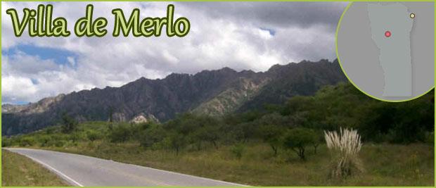 Villa de Merlo - San Luis