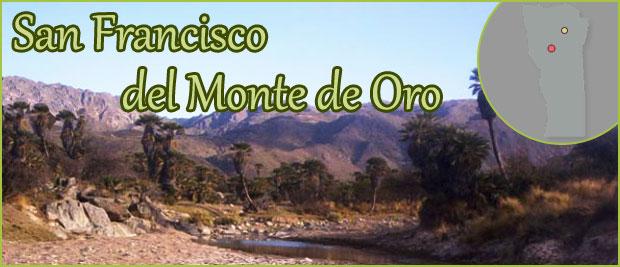 San Francisco del Monte de Oro - San Luis
