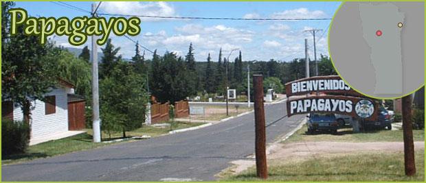 Papagayos - San Luis