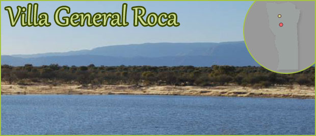 Villa General Roca - San Luis