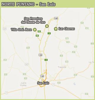 Norte Puntano - San Luis