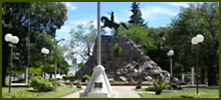 Plaza San Martín - Villa Mercedes