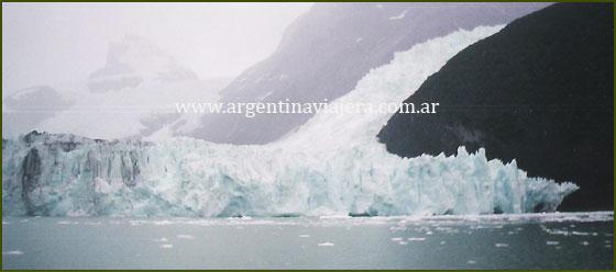 Glaciar Upsala - Santa Cruz