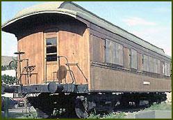 Vagón Histórico - Puerto Deseado