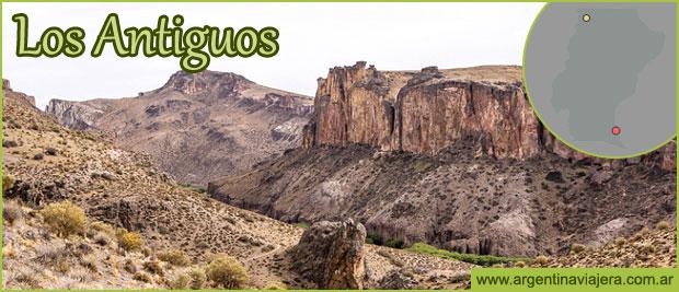Los Antiguos - Santa Cruz
