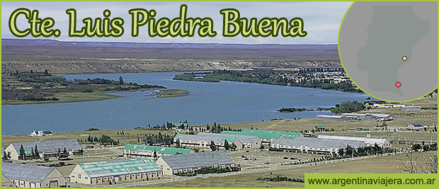 Comandante Luis Piedra Buena - Santa Cruz