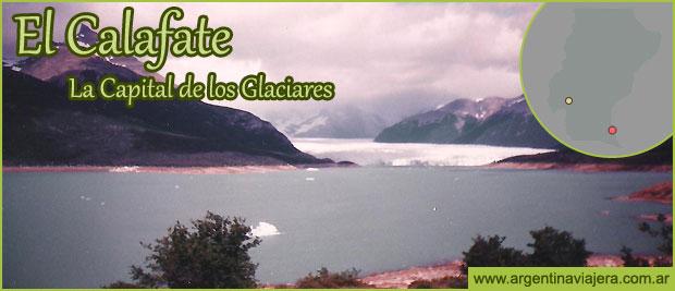 El Calafate - Santa Cruz
