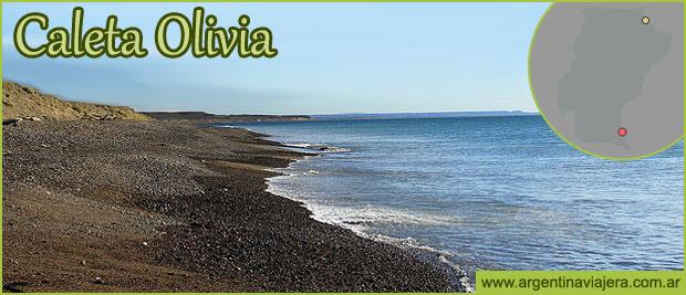 Caleta Olivia - Santa Cruz