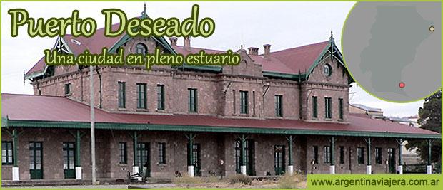 Puerto Deseado - Santa Cruz