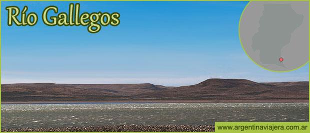 Río Gallegos - Santa Cruz