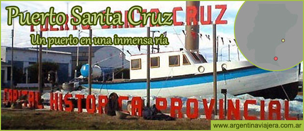 Puerto Santa Cruz - Santa Cruz