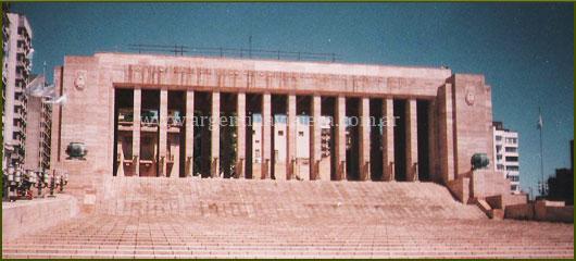 Monumento a la Bandera - Rosario