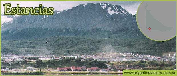 Estancias - Tierra del Fuego