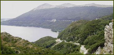 Lago Escondido - Tolhuin
