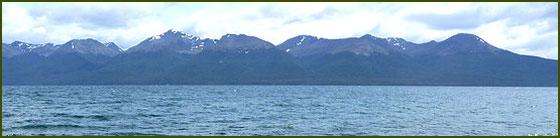 Lago Fagnano - Tierra del Fuego