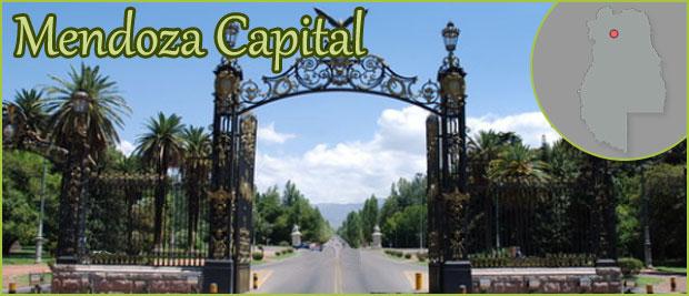 Resultado de imagen para mendoza capital turismo
